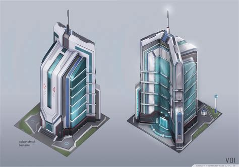 building concept anno 2070 building google search pinteres