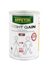 Appeton Weight Gain Kemasan Kecil l bubuk gain mass for chocolate box 225g