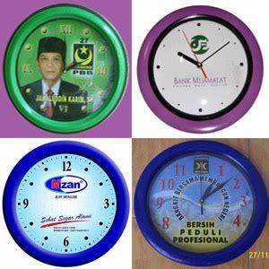 Jam Dinding Jam Promosi Event Jam Polos Bisa Logo jam dinding analog dan digital new mata rajawali inc agen aneka souvenir
