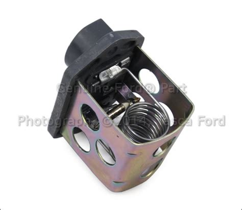 how does a cooling fan resistor work new oem radiator fan motor resistor 2010 14 ford transit connect 2 0l duratec ebay
