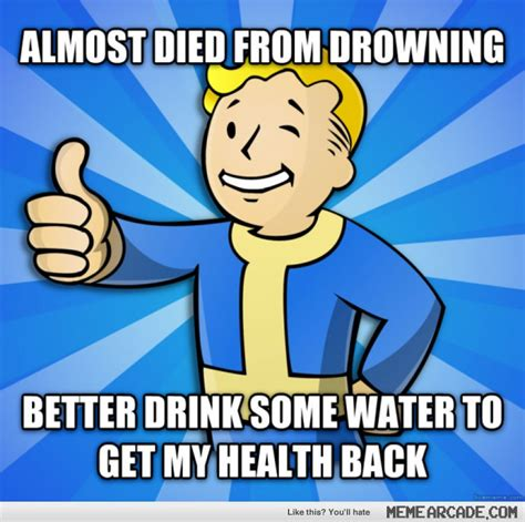Meme Arcade - fallout 3 logic meme arcade fallout pinterest