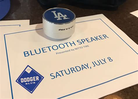 Dodger Sweater Giveaway - dodgers 2017 giveaways photos of vin scully microphone corey seager bobblehead and