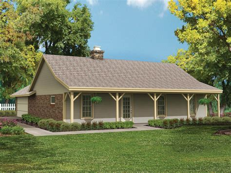 Homeplans by Bowman Country Ranch Home Plan 020d 0015 House Plans And