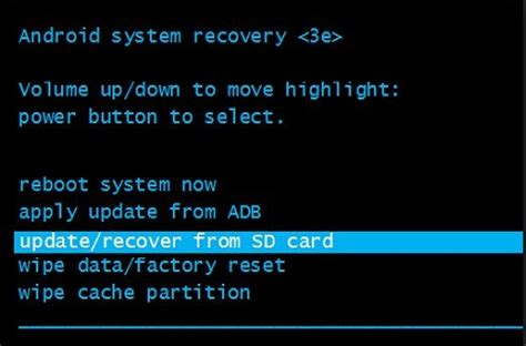 stuck in android system recovery how to fix it and recover lost data