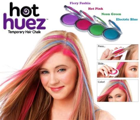 is hair chalk over gift ideas for primary school aged girls