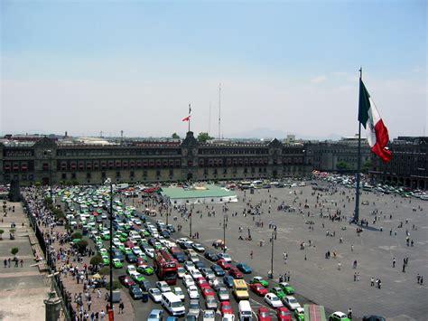 imagenes del zocalo adornado de navidad file mexico city zocalo jpg wikipedia