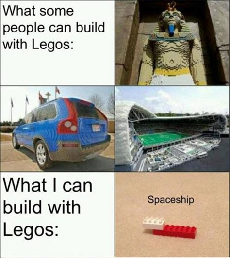 Where Can I Make Memes - building with lego