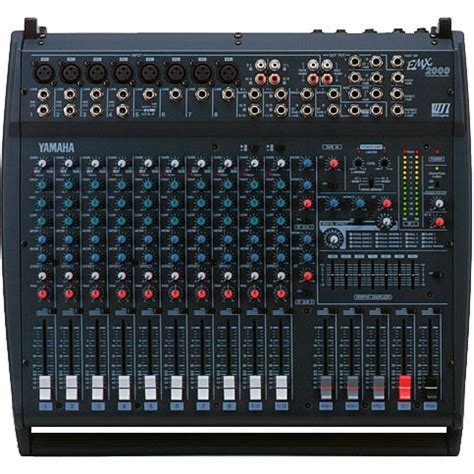 Yamaha Powered Mixer 16 Channel emx 2000 yamaha power mixer for sale in dublin from and10