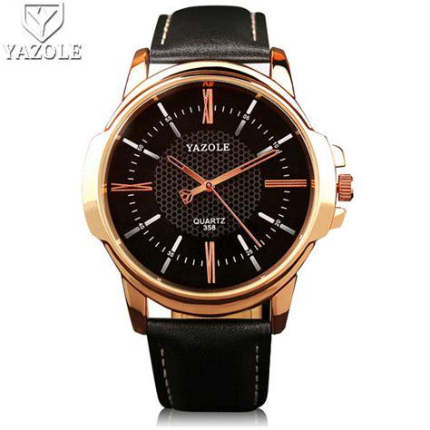 yazole gold quartz 2017 top brand luxury