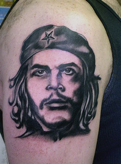 che guevara tattoo che guevara tattoos