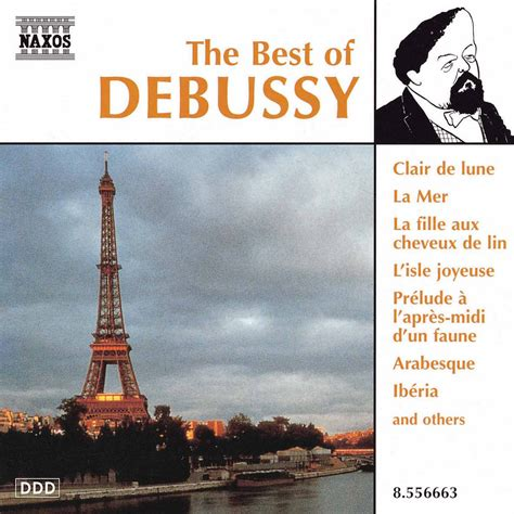 best debussy eclassical debussy the best of debussy