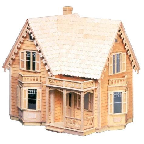 dollhouse home the westville dollhouse 94585 the home depot