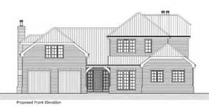 Home Design Drawing Architect Services For New House In Louth Grimsby