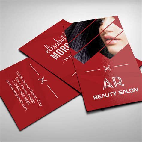 cosmetology business card templates makeup artist business card templates bizcardstudio