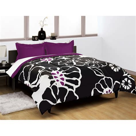 walmart twin comforters modern bloom comforter set polyester bedding set floral