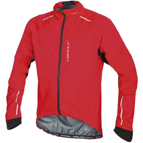 red waterproof cycling jacket wiggle altura vapour waterproof jacket cycling