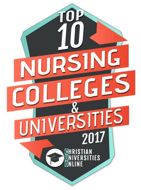 Top Nursing Schools - top 10 nursing degree programs 2017 christian