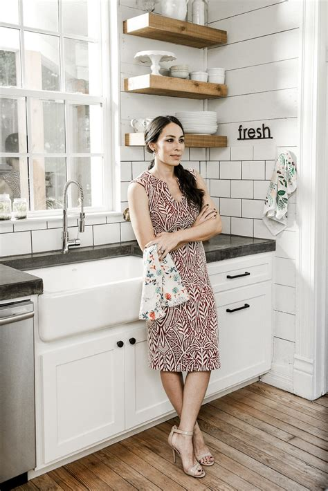joanna gaines magazine joanna gaines on confidence being made fun of as a child