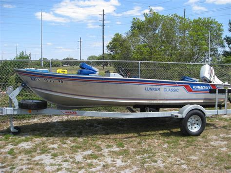 alumacraft bass boat for sale used bass alumacraft boats for sale boats