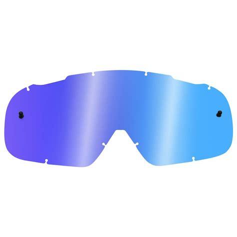 Shift Nano Goggles Blue Yellow shift nano replacement lens 20 1 99 revzilla