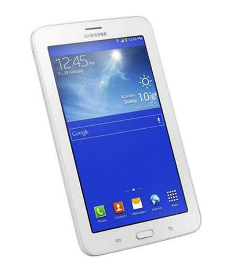 Samsung Galaxy Tab 4 7 8 Gb Hitam harga samsung galaxy tab 3v 8gb putih murah