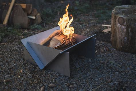 Small Metal Pit Stahl Firepit The Coolector