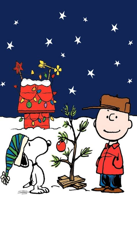 peanuts charlie brown christmas iphone 5 wallpaper ipod