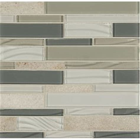 Black And White Bathroom Tile Designs Shop Bedrosians Intrigue Mosaics Heather Grey Subway