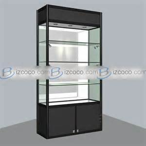 Display Cabinets Used Wooden Glass Display Cases China Manufacturer Zhejiang