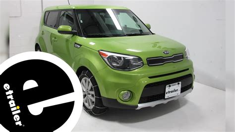 kia soul snow tires glacier cable snow tire chains review 2017 kia soul