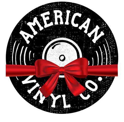 Vinyl Gift Card - american vinyl co gift card
