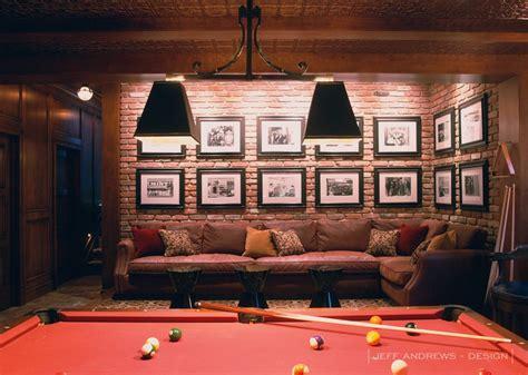 pool table room decor billiards space interior design suggestions and ideas decor advisor