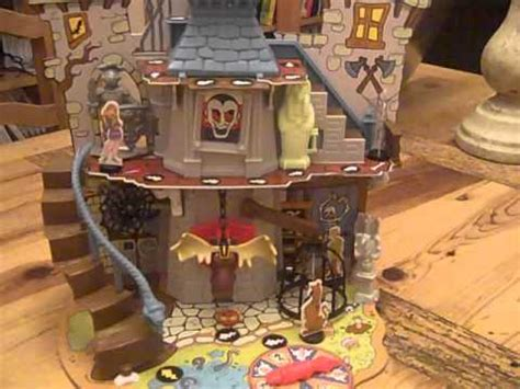 haunted house board game scooby doo haunted house board game youtube