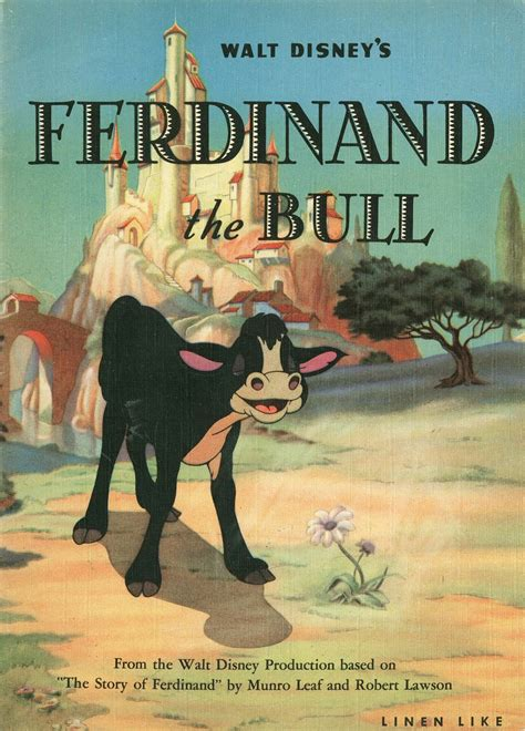 libro el cuento de ferdinando animation ferdinand the bull 1938 animationresources org serving the online animation