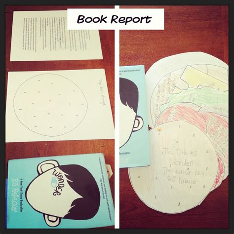 hamburger book report template book report hamburger template our homeschool