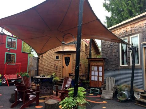 Savoring The Eclectic Neighborhoods Of Portland And Beyond Caravan The Tiny House Hotel