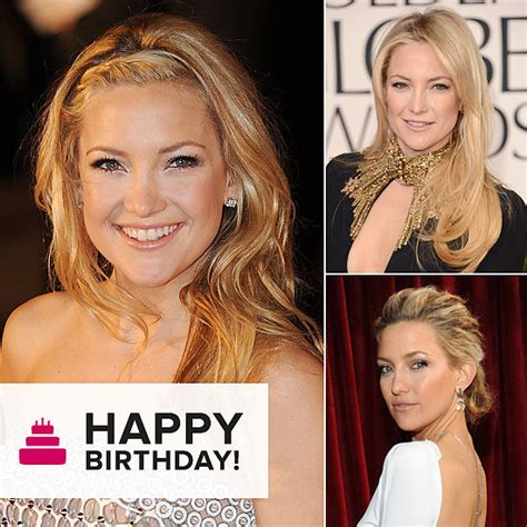 Happy Birthday Our Gifts For Kate Hudson by Kate Hudson Birthday See Best Hair