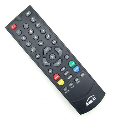 Remote Indovision Digital Receiver Original original fernbedienung avanit f 252 r receiver onlineshop