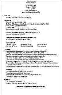 Sample Resume For Accounting Position accounting position resume sample resume writing service