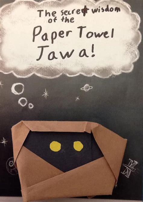 Next Origami Yoda Book - the secret wisdom of the paper towel jawa next origami yoda