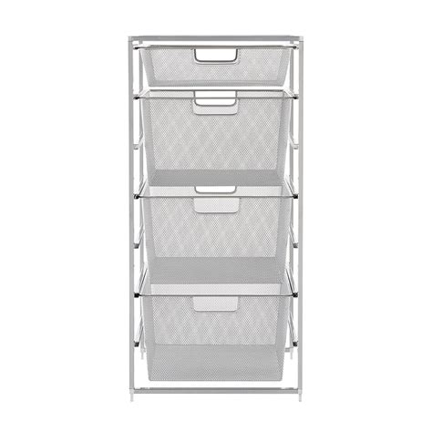 Container Store Elfa Drawers by Drawer Frames Platinum Elfa Drawer Frames The