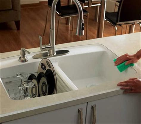 Integrated Sinks For Laminate Countertops by Formica Mount Sink Install