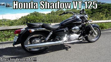 125ccm Motorrad Honda Shadow honda shadow vt 125 125ccm de hd