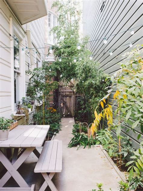 side yard ideas design narrow side yard ideas pictures remodel and decor
