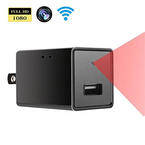 1080p hd p2p wifi ac usb wall