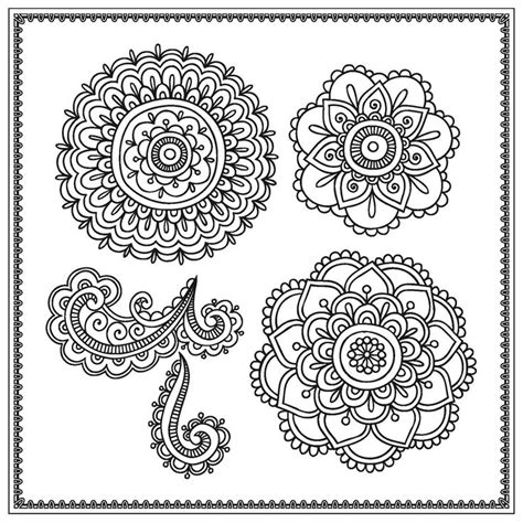 mandala tattoo zum aufkleben 17 best ideas about mandala zum ausmalen on pinterest