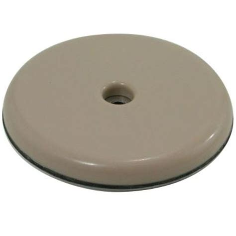Home Depot Furniture Sliders by Everbilt 1 1 16 In Threaded Glide 4603644eb The Home Depot
