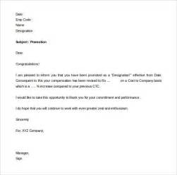 Appraisal Letter Tcs Sle Promotion Letter Appreciation Letter To Promotion Thank You Letter Jpg