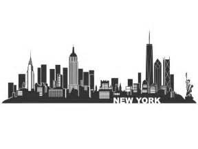 wandtattoo new york skyline wandtattoo new york city bei wandtattoos de