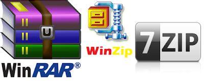 cara membuka file dengan format zip 7z rar mbo cybercity elkatechno cara extract file winrar winzip dan 7zip